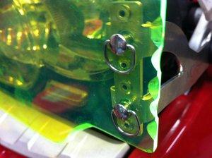 MC SAFE glas R1200GS & GSA med MCsafe fäste