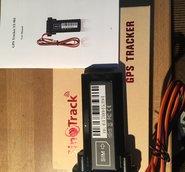 GPS Tracker  NYHET!