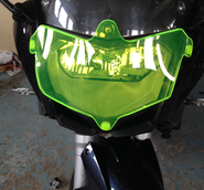 MC SAFE glas till BMW F800GT 2014-